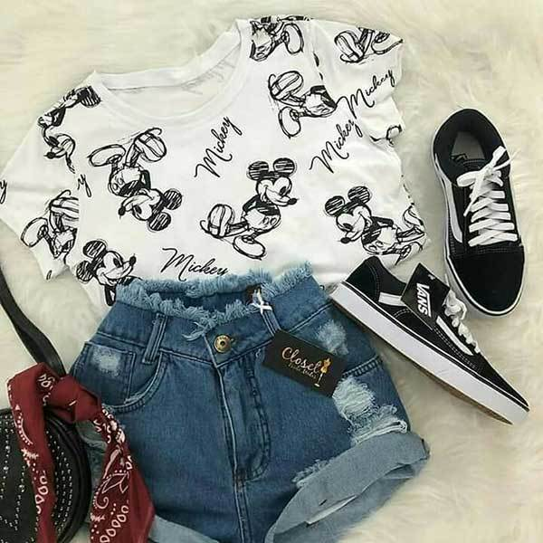 Summer Outfit Tumblr Style-21