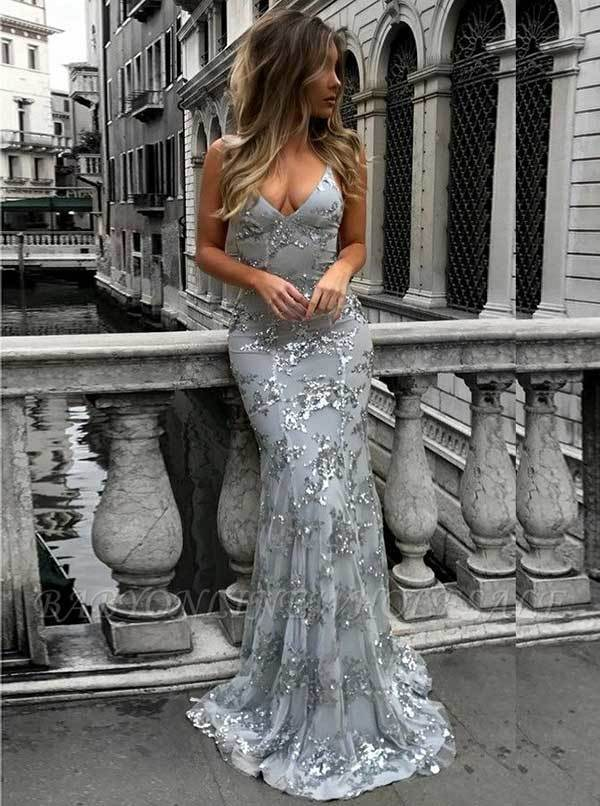 Prom Fishtail Night Outfits-8