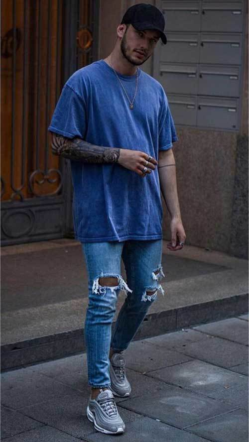 Street Style Fashion Men