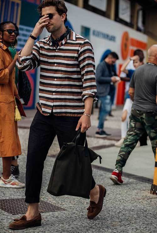Street Style Outfit Men