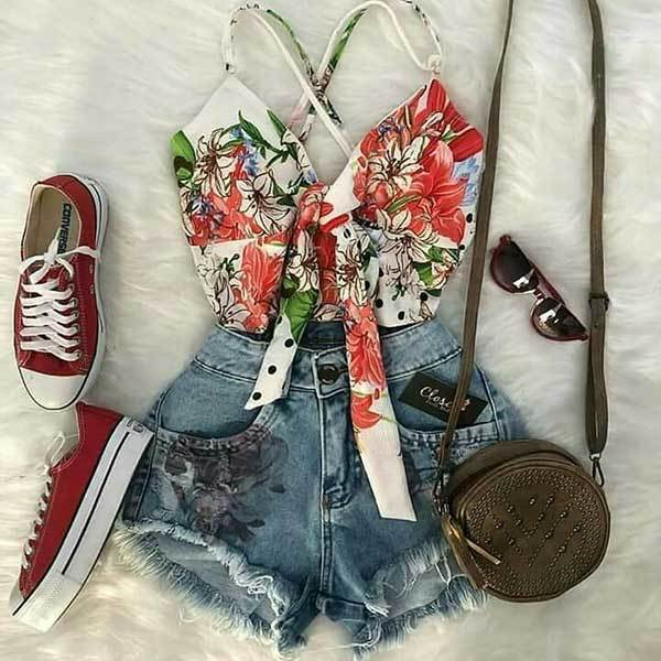 Summer Outfit Combinations