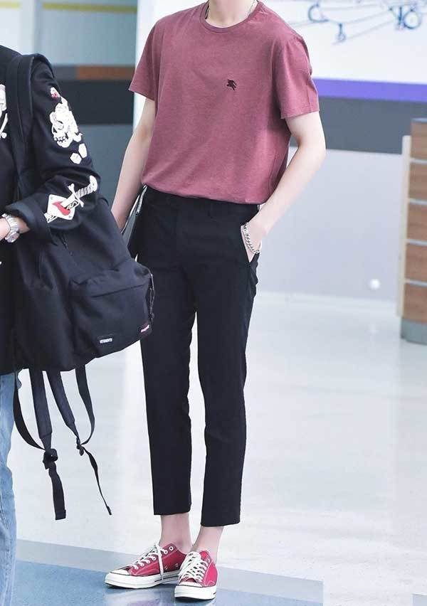 Men Korean Minimal Outfits-10