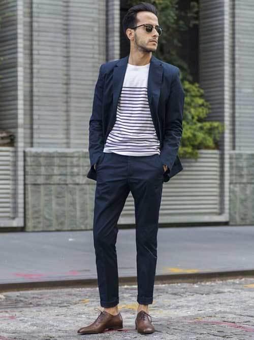 Best Casual Suit Attire for Men-11