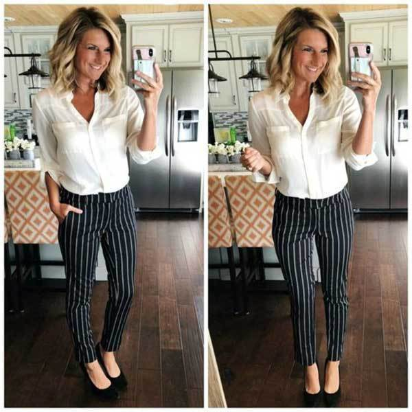 Professional Work Outfit Ideas-12