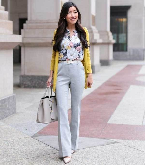 Spring Work Outfit Ideas-16