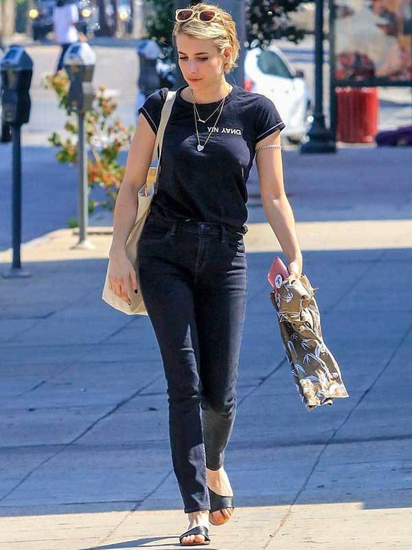 Emma Roberts-Celeb Street Style-20