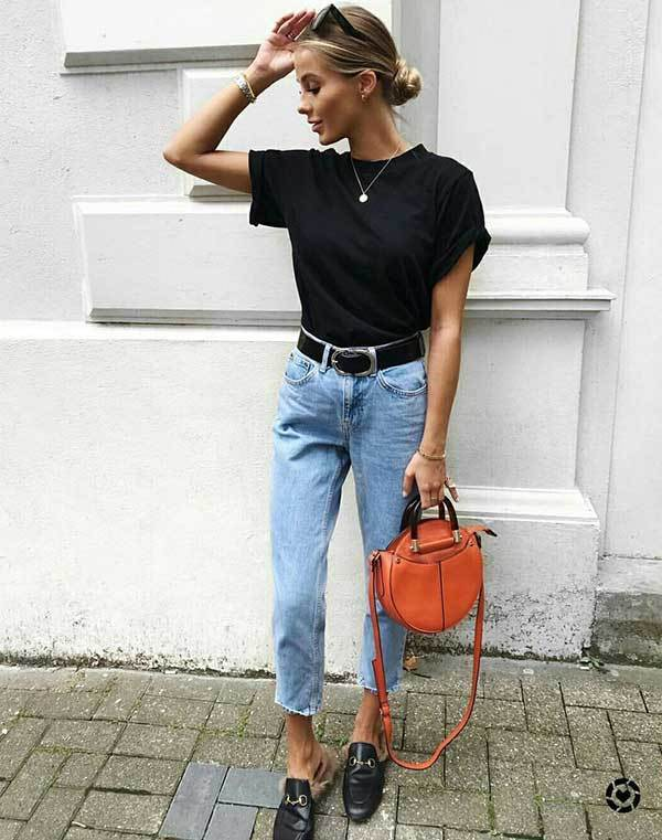 Casual Jeans Spring Outfits-24