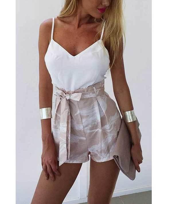 Easy Romper Suit Summer Look