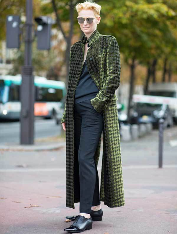 Tilda Swinton-Celeb Street Style-7
