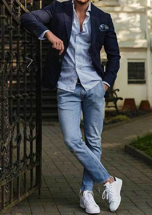 Best Sporty Casual Attire for Men-8