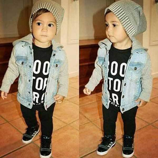 Sporty Toddler Boy Outfits-8