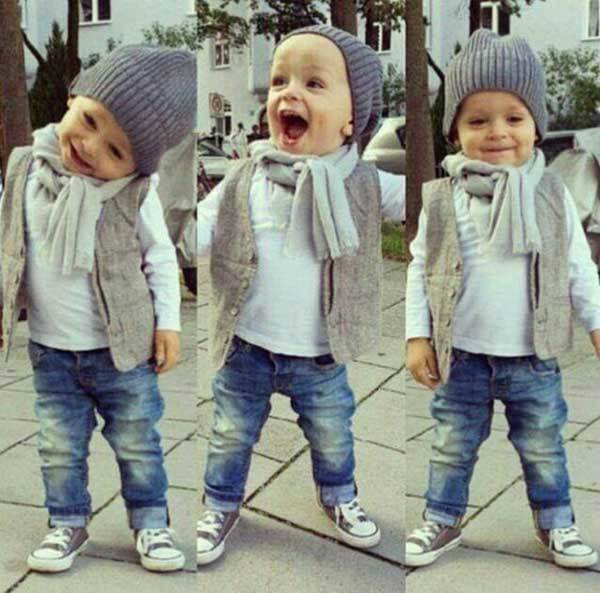 Toddler Baby Boy Outfits-9