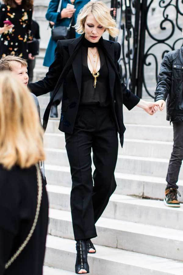 Cate Blanchett Celeb Street Style-6