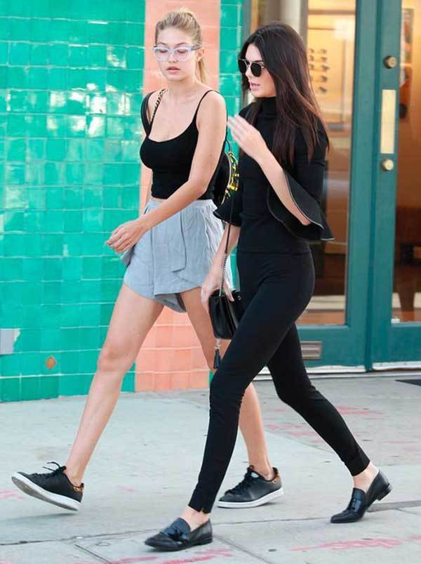 Kendall and Gigi Outfits