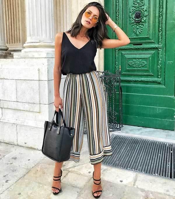 Ladies Capri Outfits