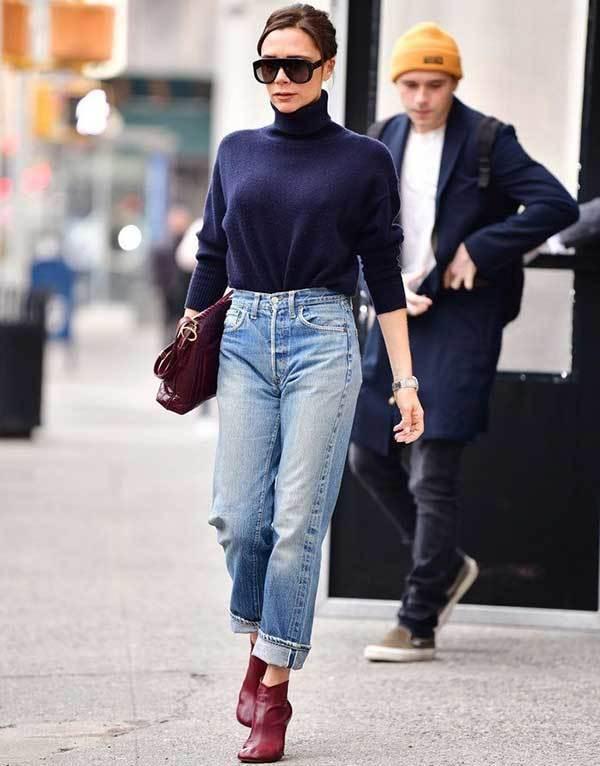 Victoria Beckham Street Style-13