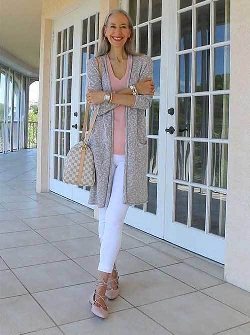30 Best Summer Outfits For Women Over 50 Outfit Styles