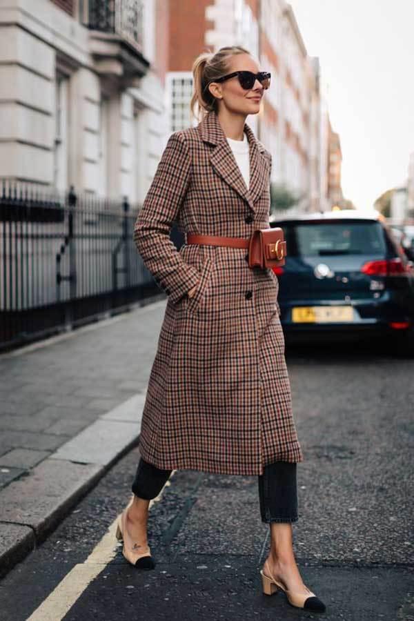 London Denim Fashion Street Style