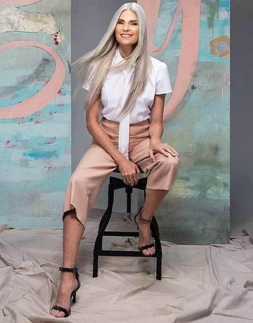 Summer Capri Outfits for Women Over 50
