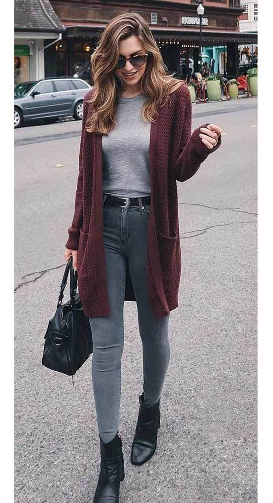 Daily Fall Outfits for Women