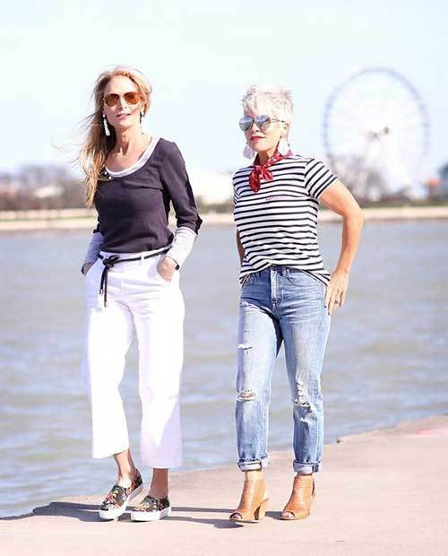 Daily Summer Outfits for Women Over 50