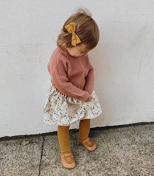 Little Girl Outfits for Fall