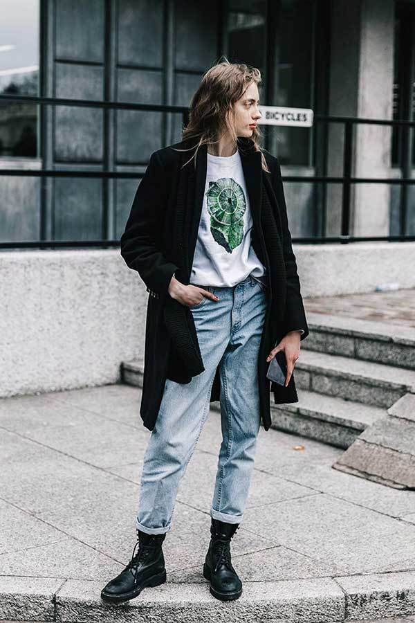 London Boyfirend Fashion Street Style