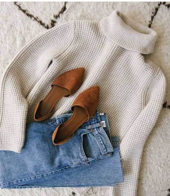 Minimal Fall Outfits for Women