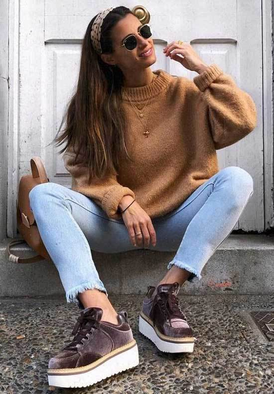 Street Style Fall Outfits for Women