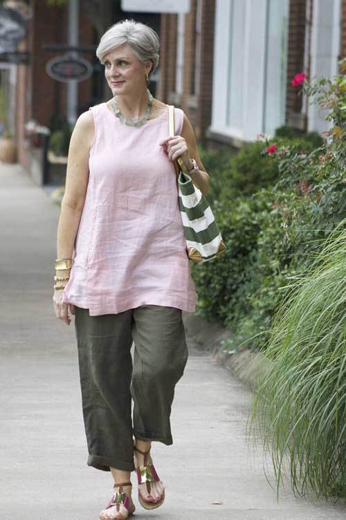 Summer Fashion for Ladies Over 50