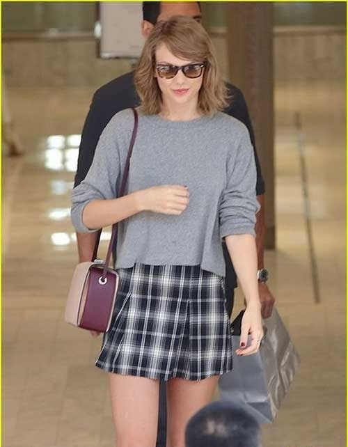 Taylor Swift Fall Style Outfits