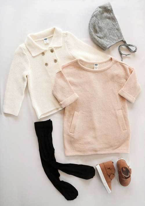 Little Girl Dressy Outfits for Fall