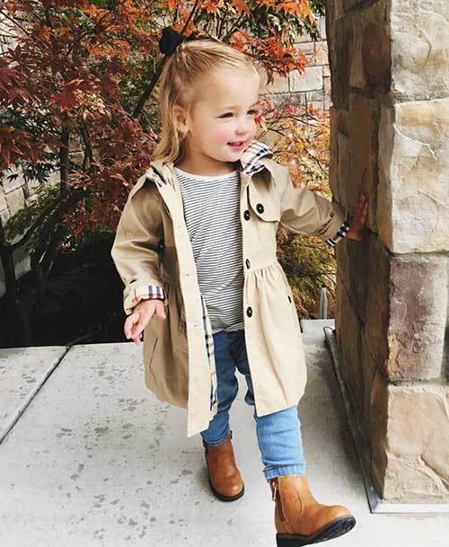 Toddler Girl Fall Outfit