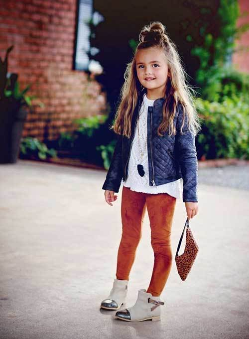 Little Girl Outfits for Fall Fashion