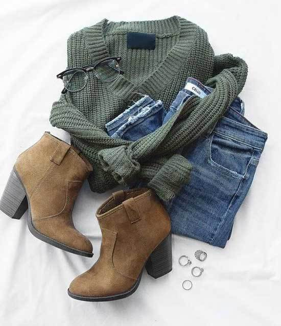 Casual Fall Outfits for Women