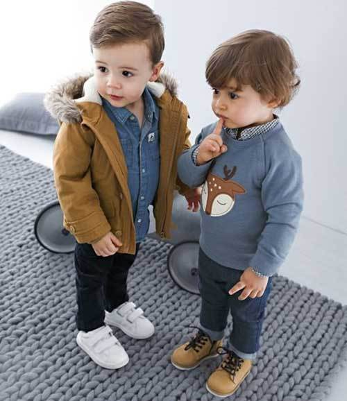 Autumn Outfits for Toddler Boy