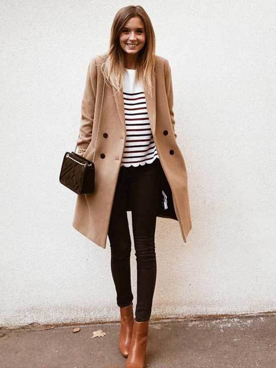Brown Tan Boots Outfit Ideas