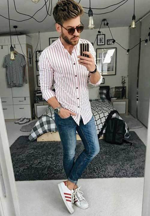 20 Best Casual Outfits For Men 2019 2020 Outfit Styles