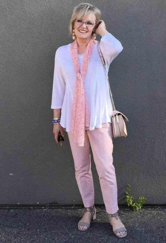 Spring Every-Day Outfits for Over 50
