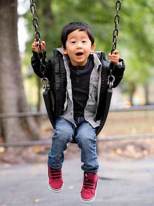 Fall Kid Fashion Outfits for Toddler Boy
