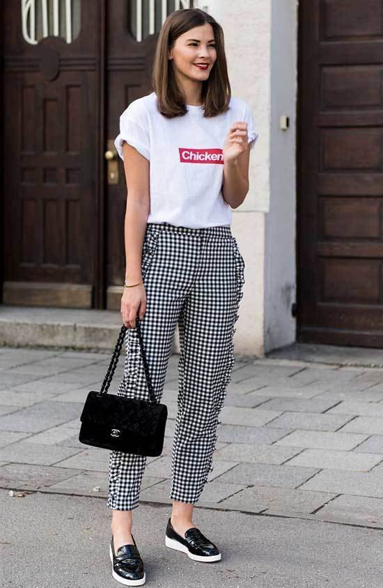 Simple Sporty Office Outfits