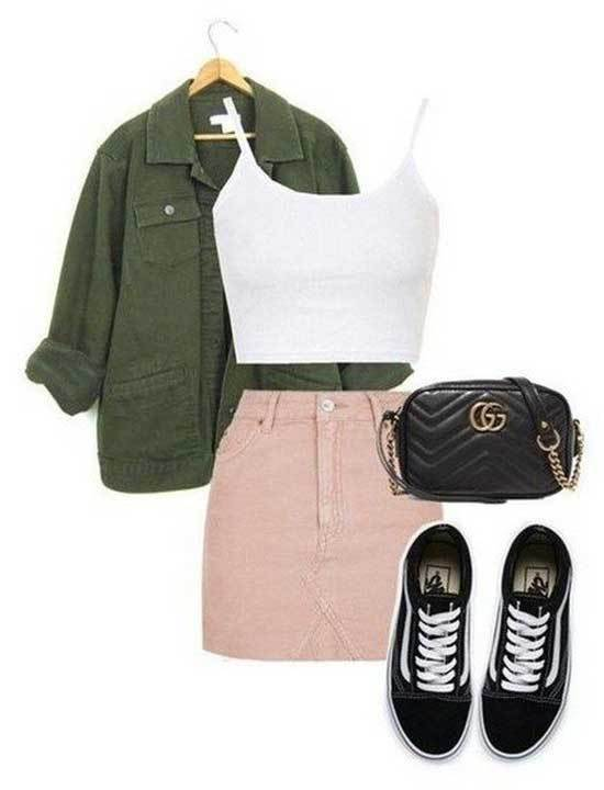 Tumblr Outfit Ideas for School-12