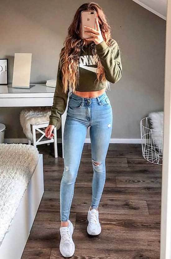 Outfit Ideas for High School-14