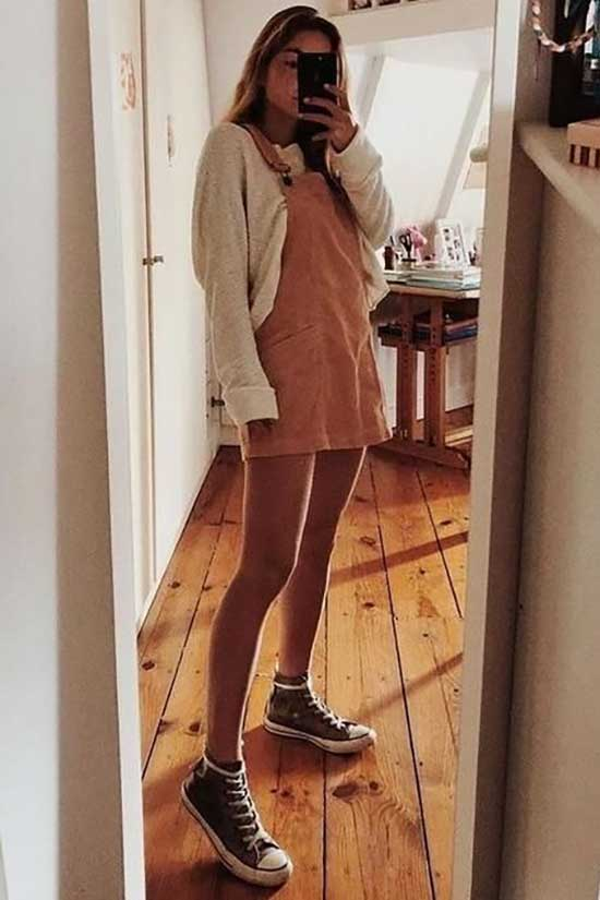 Outfit Ideas for School-16