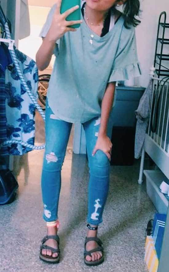 Outfit Ideas for School-17