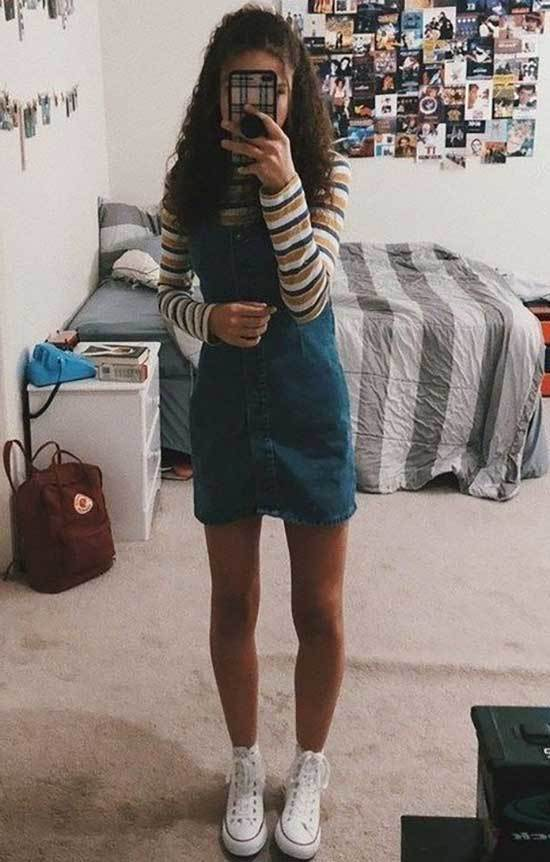 Outfit Ideas for School-19