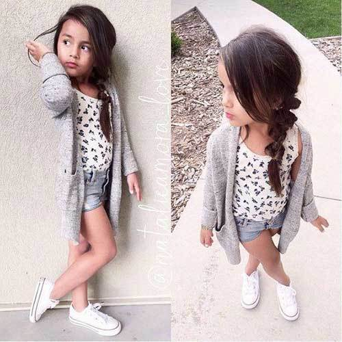 Cute Little Girl Converse Outfits-20