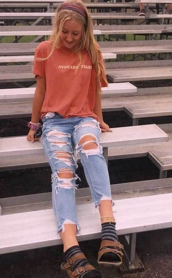 Outfit Ideas for School-20