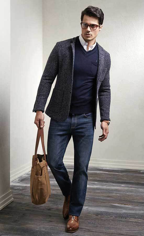 Business Casual Outfits Men-23