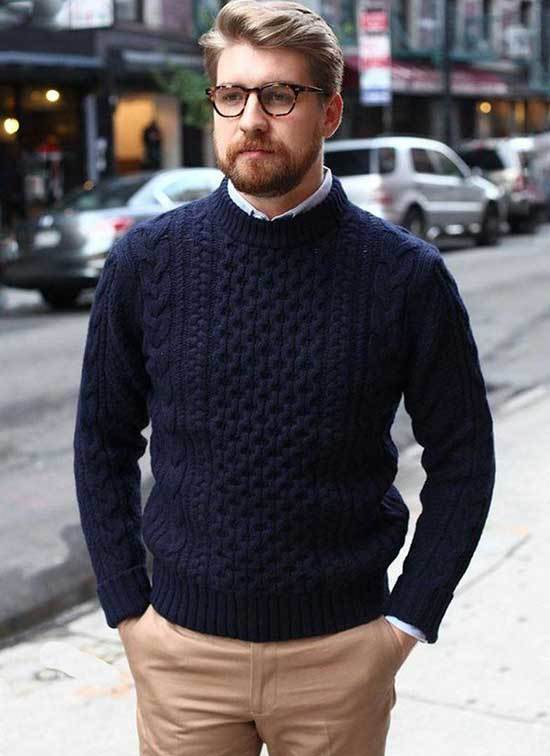 Business Casual Outfits Men-26